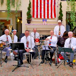 Hotel Woverine Band at San Clemente Villas