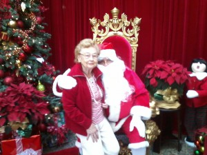 Photos with Santa aren't just for kids and Pets !!