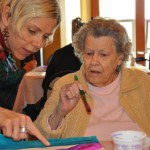 creative art for seniors with dimentia