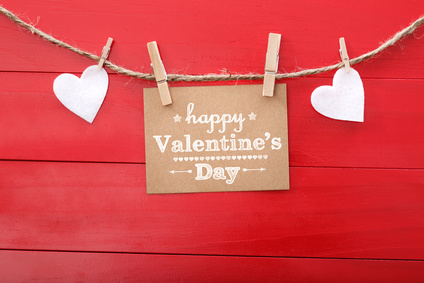 Happy Valentine's Day! from Aileen Brazeau