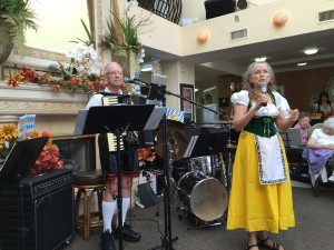 Oktoberfest and Halloween at San Clemente Villas